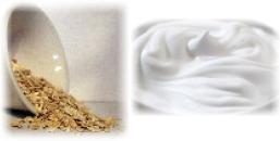 yogurt oatmeal face mask